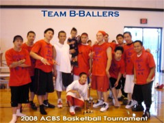 2008 ACBS 3rd Place.
