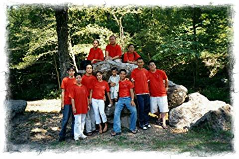 LBY Labor Day Camp 2001.