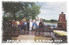 Click for Shiloh Camp pictures.