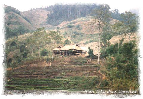 Farm house in Muang Tai.