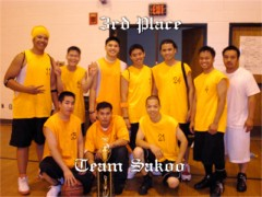 2006 ACBS 3rd place